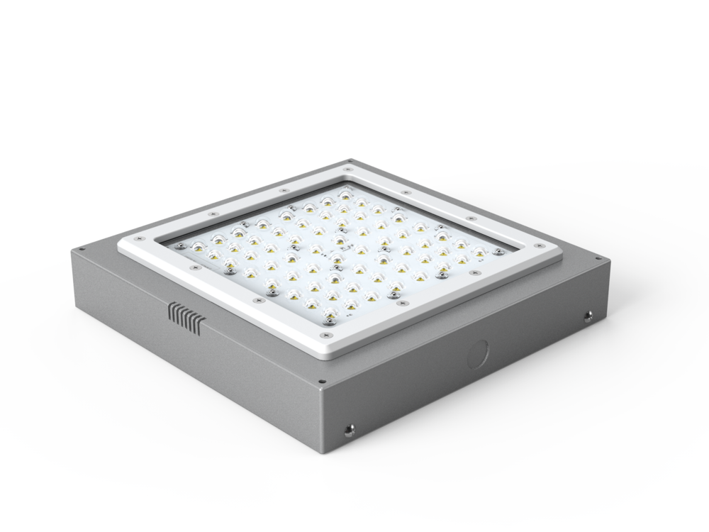 CSS1 Series Low Profile Luminaire -