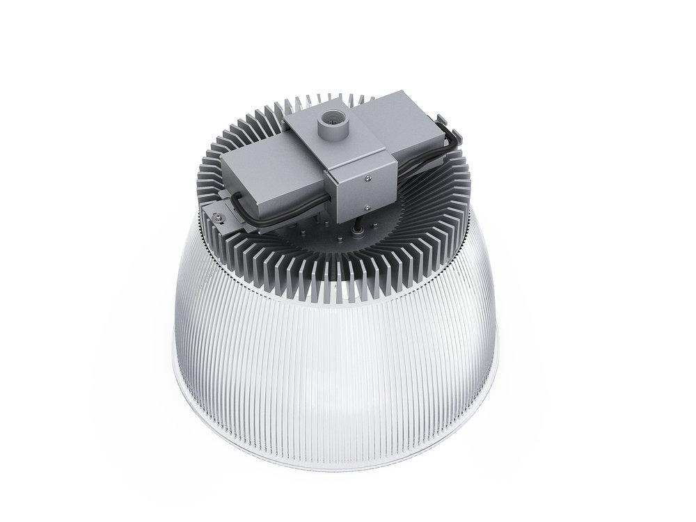 RHS1 SeriesTraditional LED High Bay Luminaire -