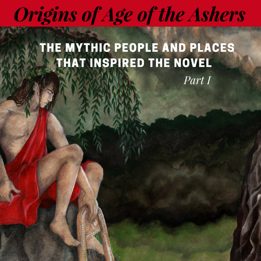 Origins of Age of the Ashers - by Diana Tyler