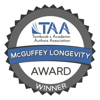 Data Abstraction & Problem Solving with C++   Winner of the 2018 McGuffey Longevity Award from the Textbook and Academic Authors Association
