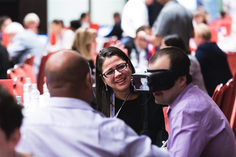 Virtual Reality International House Belfast