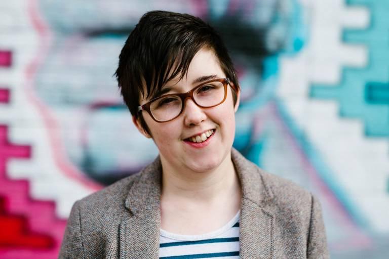 Headshot of Journalist  Lyra Mckee.