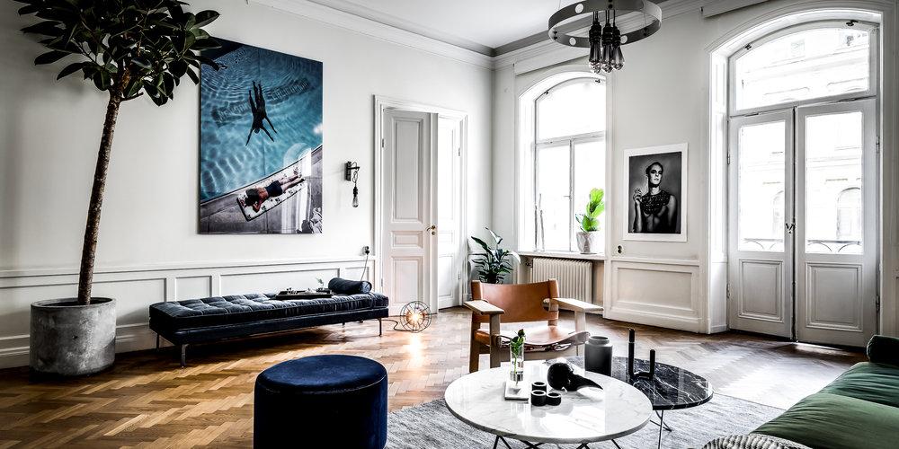Styrmansgatan 5 - Styling & foto