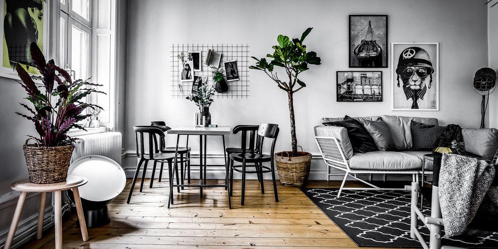 Upplandsgatan 11 - styling & foto