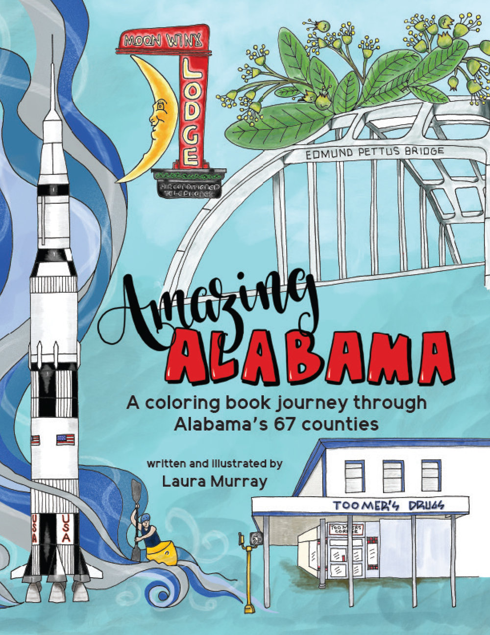 Amazing Alabama Book Cover