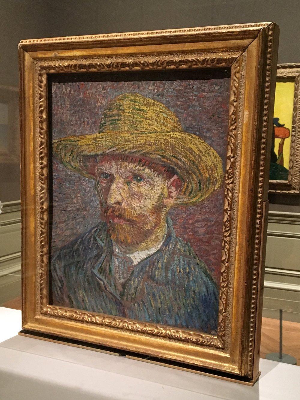 Van Gogh (actually)