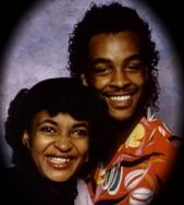 Janice Morris & Ralph Swain.