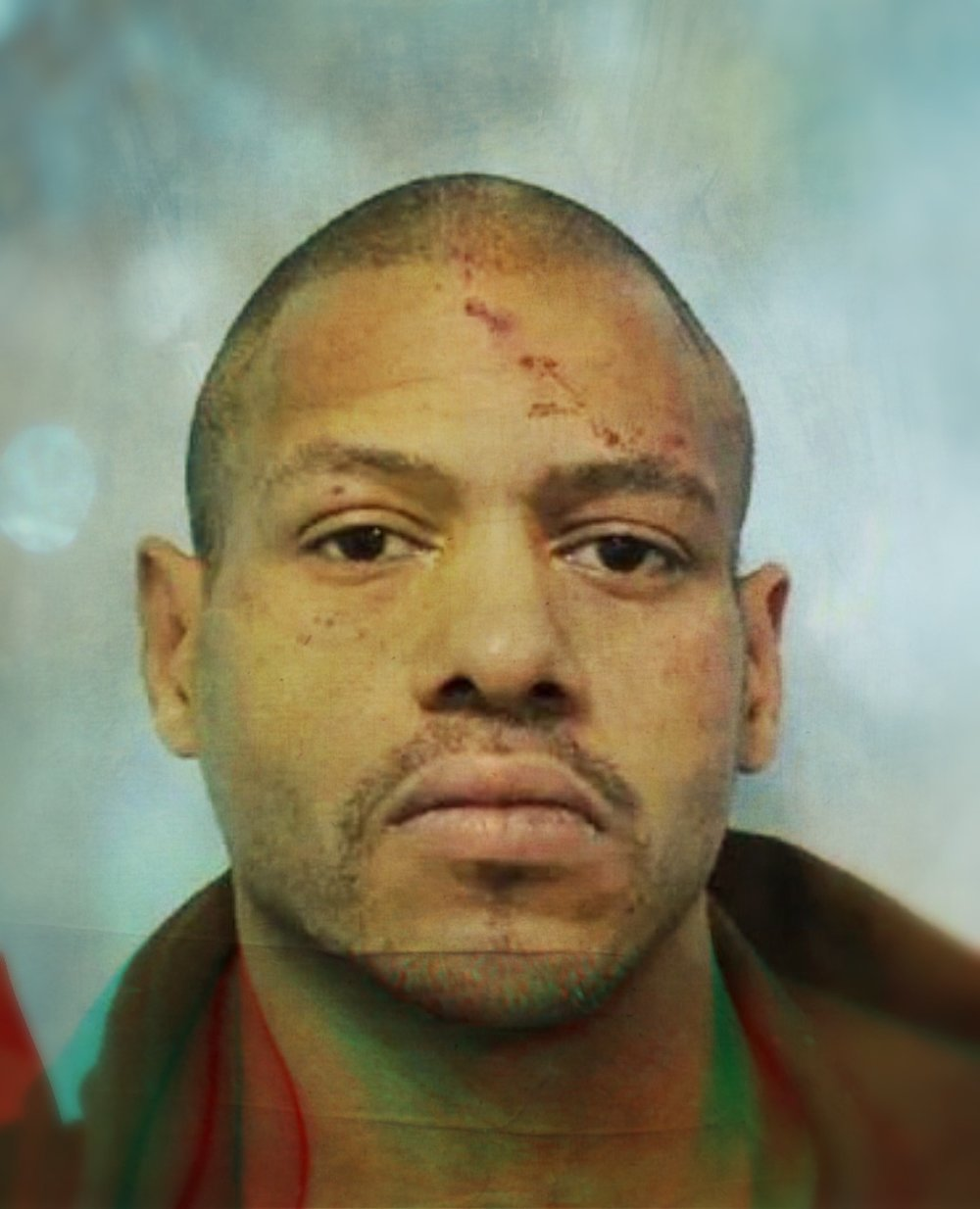 Weldon in his 2018 mugshot.