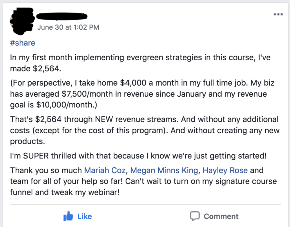 CM Evergreen Funnel First Month.png