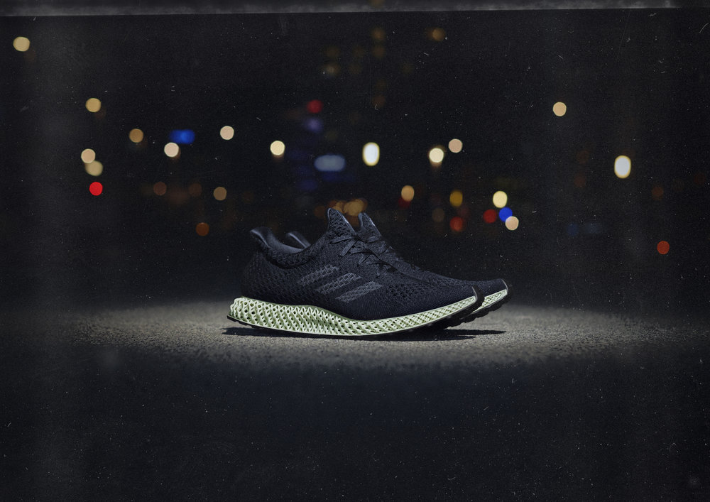 size 40 27978 1544b Eagerly awaited and in the spotlight the Adidas Futurecraft 4D. (photo by  Adidas