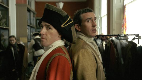 Rob Brydon & Steve Coogan in Tristam Shandy: A Cock & Bull Story