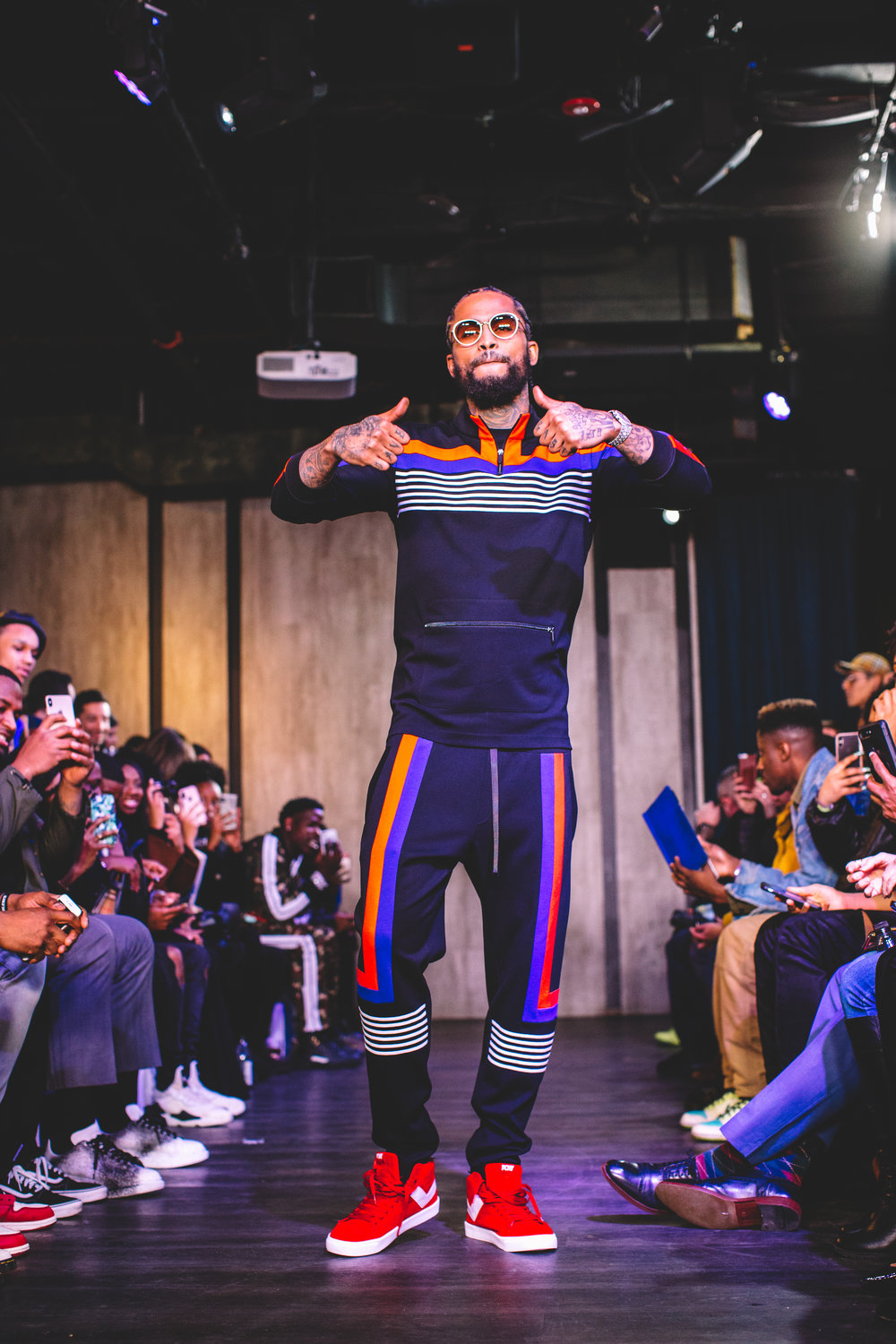 Dave East for Grungy Gentleman