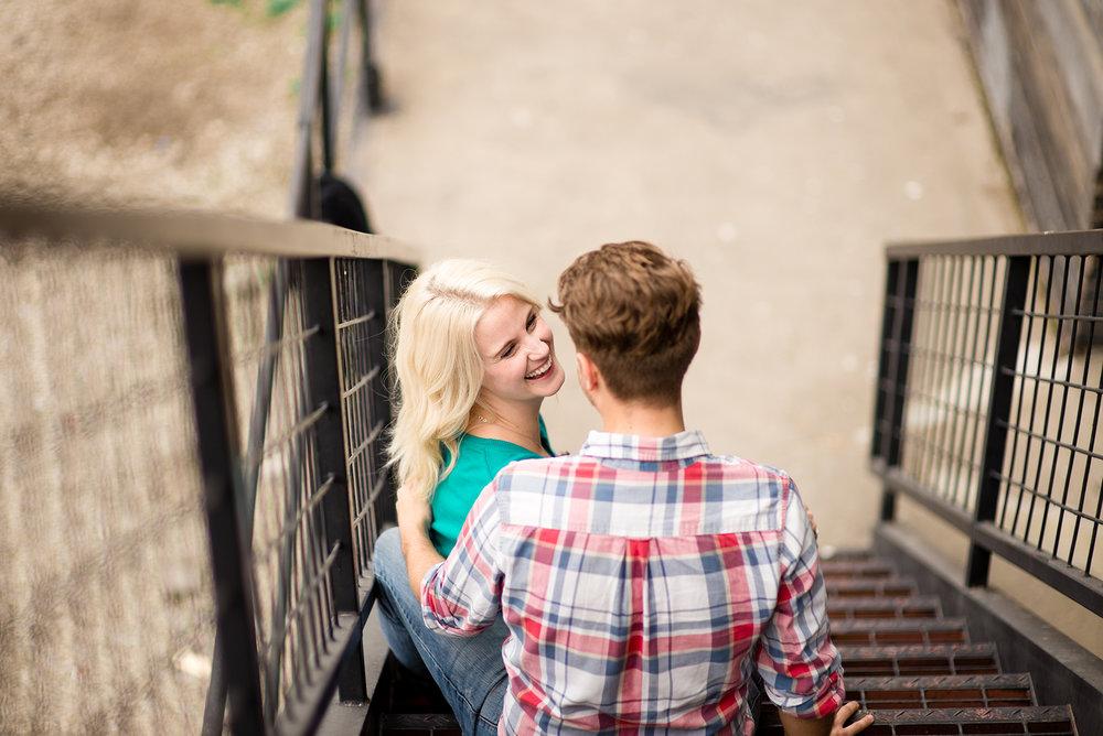Kiernan and Sean, engaged, Kansas City Photographer