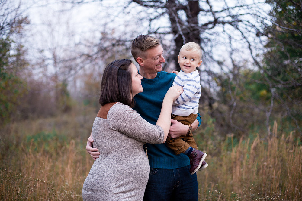 The Campbell Family, Family Portraits, LGEmerick Photography
