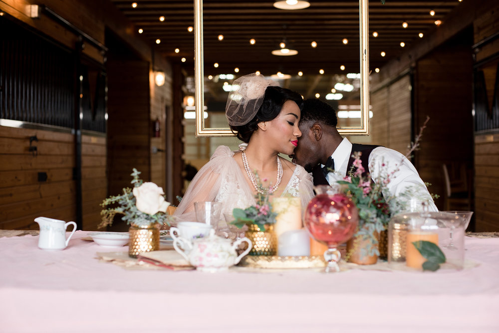Vintage Inspired Styled Shoot, Kansas City, LGEmerick Photography