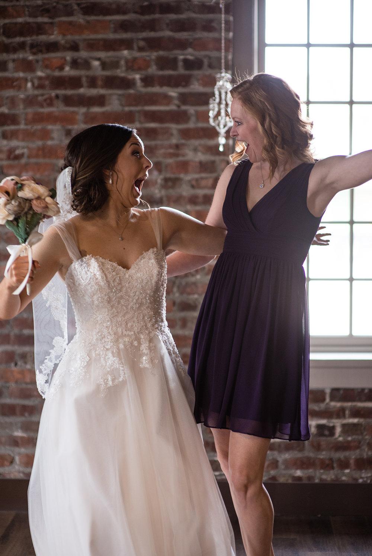 Will and Laura Kansas City wedding