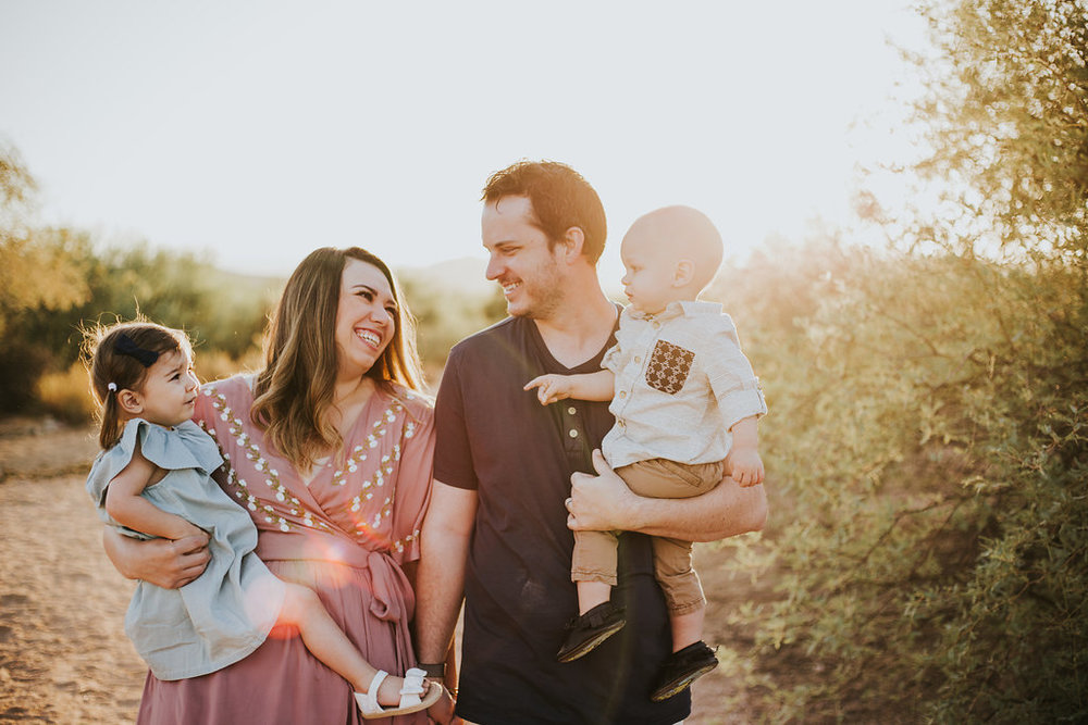 Mesa Arizona Family Photographer