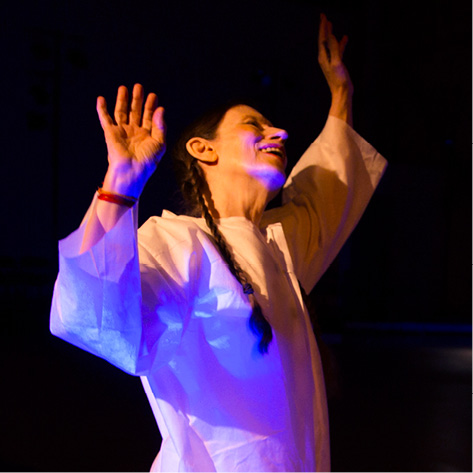 Meredith Monk & Vocal Ensemble   -