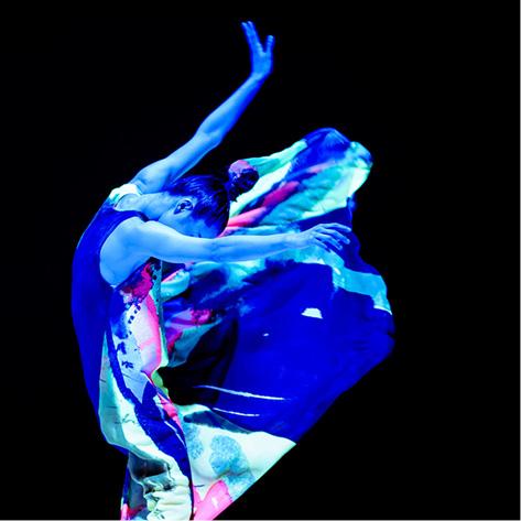 Cloud Gate Dance Theatre of Taiwan -