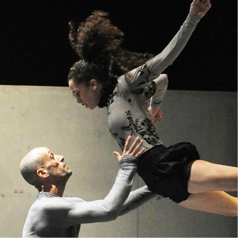 Vertigo Dance Company of Israel -