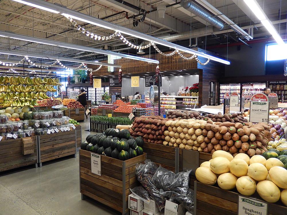 Whole Foods Markets, Brooklyn NY