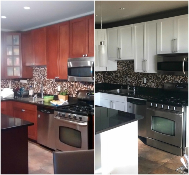 Painting Kitchen Cabinets Blog Paintworks Decorating