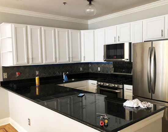 New Jersey Cabinet Painting Paintworks Decorating