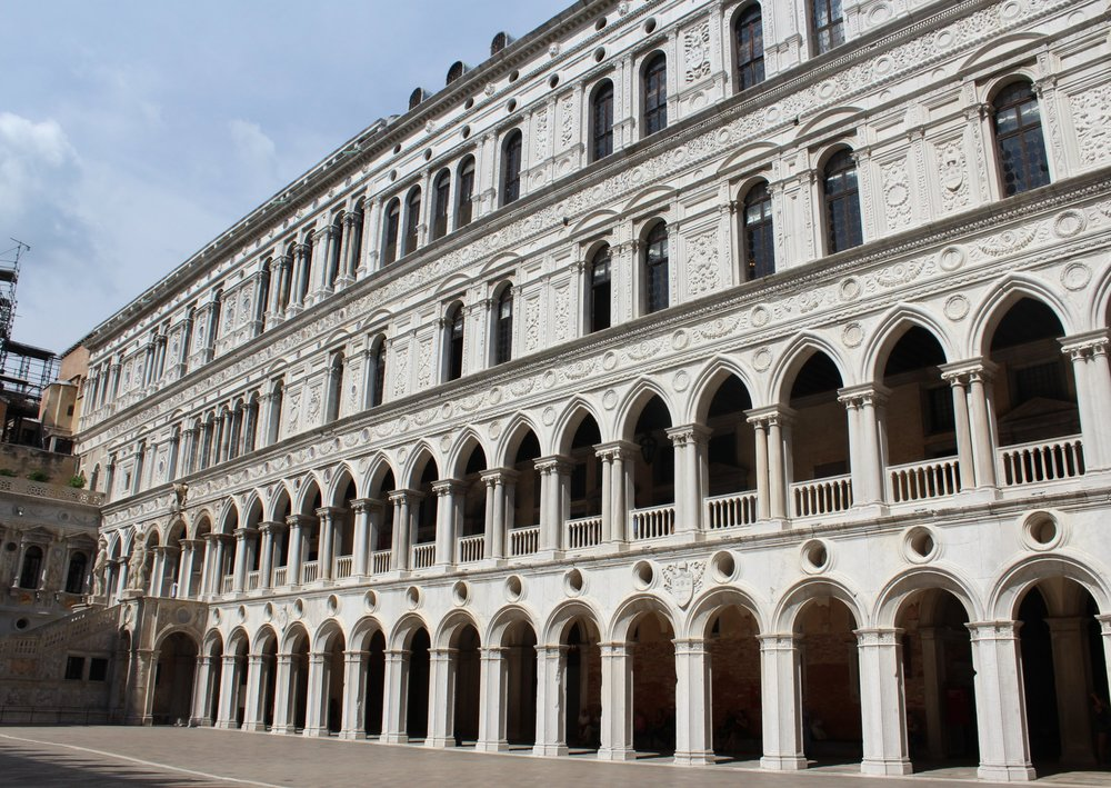 Palazzo Ducale Now