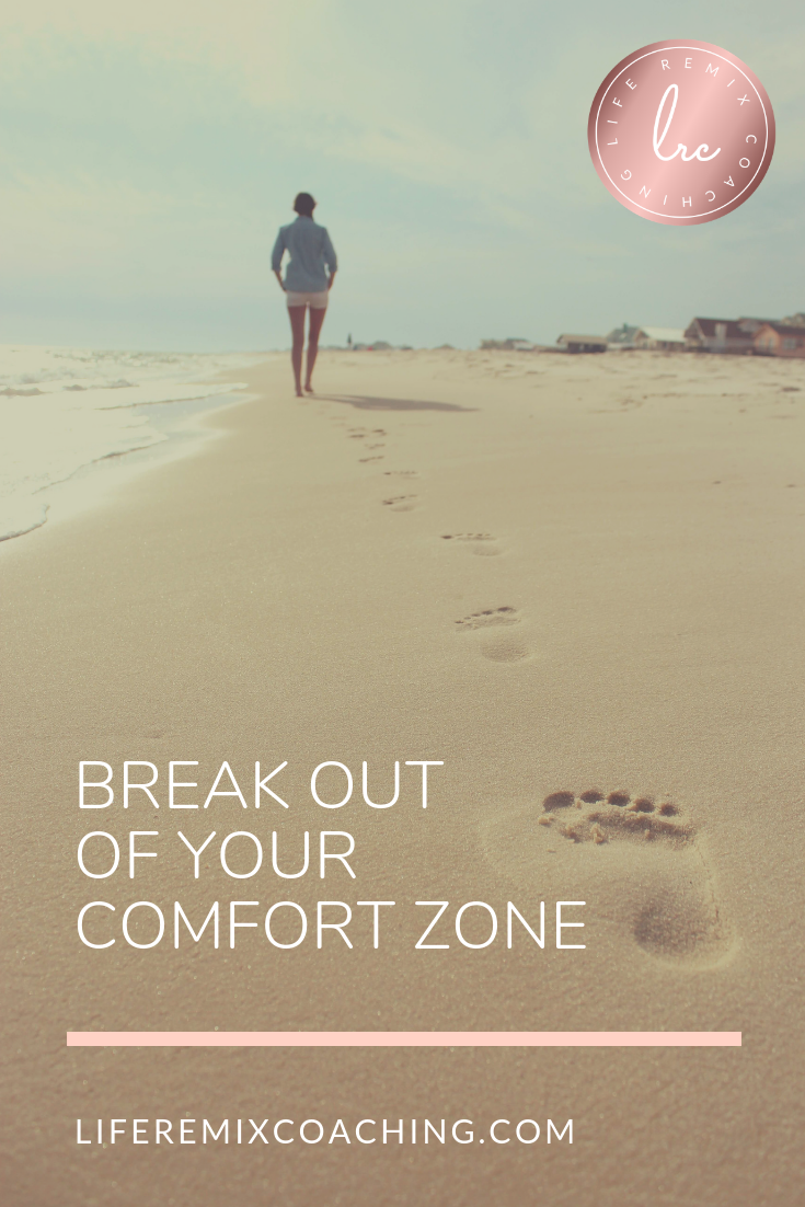 Does your self-doubt start screaming at you when you try to step out of your comfort zone? It's not always easy but the confidence you crave is on the other side. Here are some relatable and easy steps you can take to keep going.  http://bit.ly/comfortzoneblog