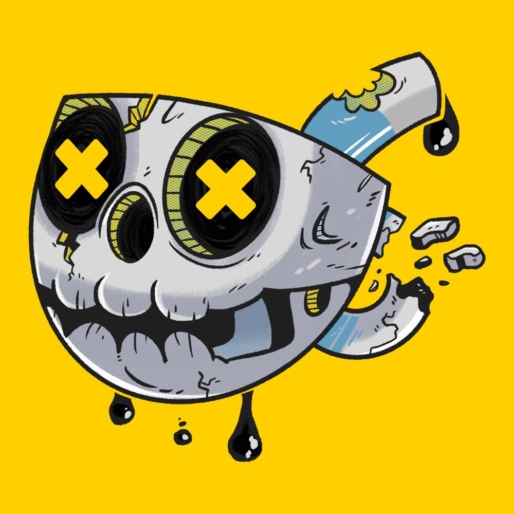 DEAD MUG