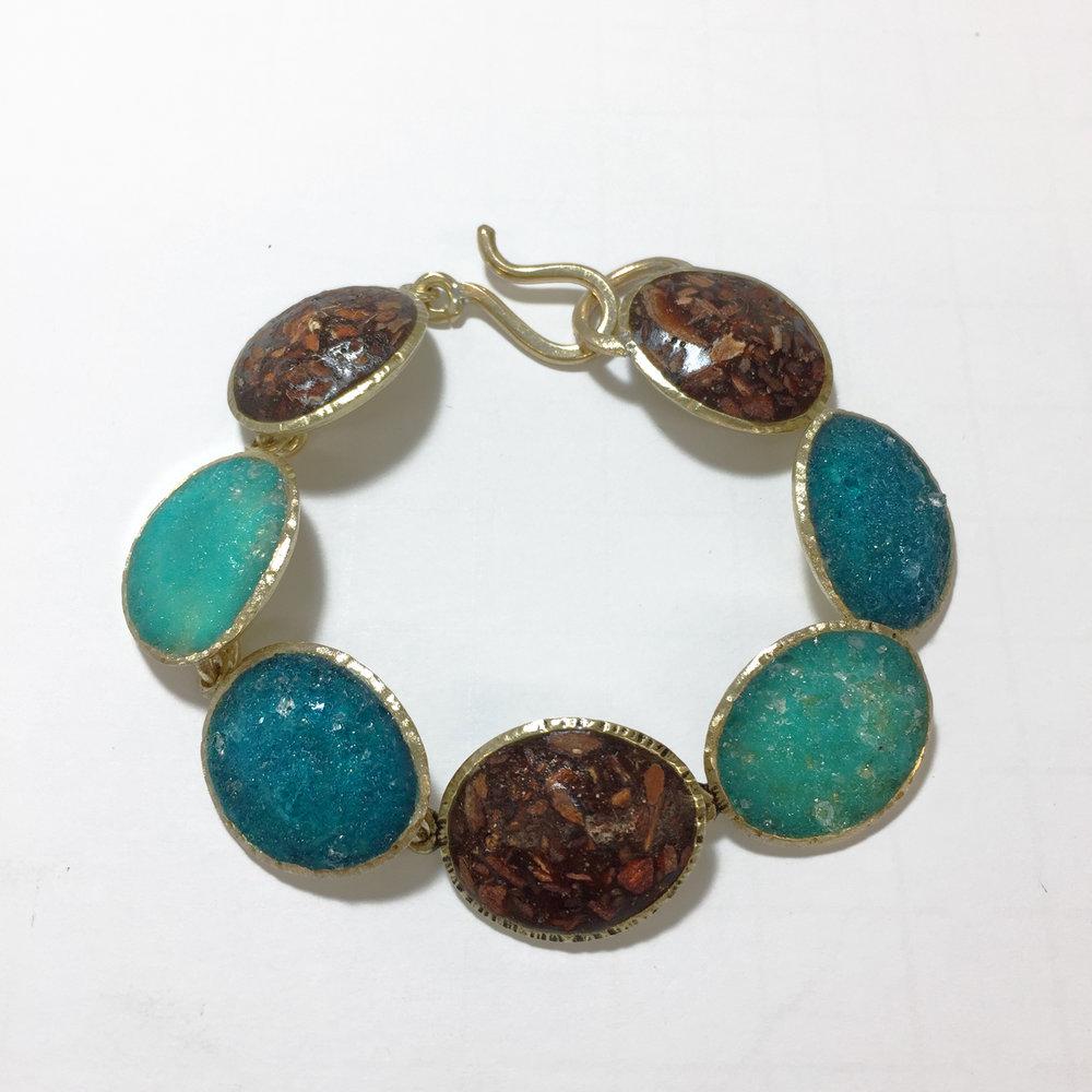 Disc Bracelet