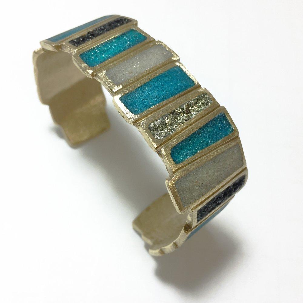 Ladder Cuff Bracelet