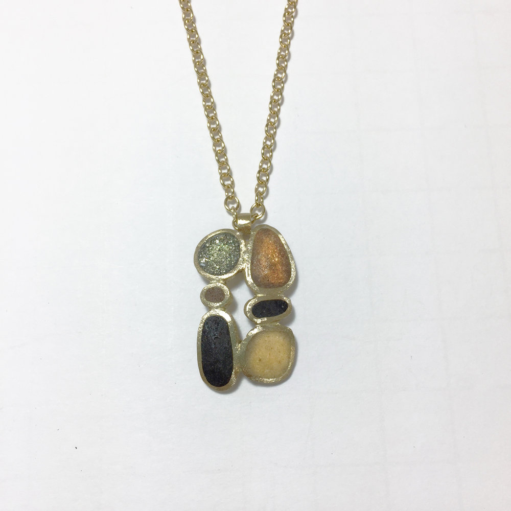 Medium Stack Necklace