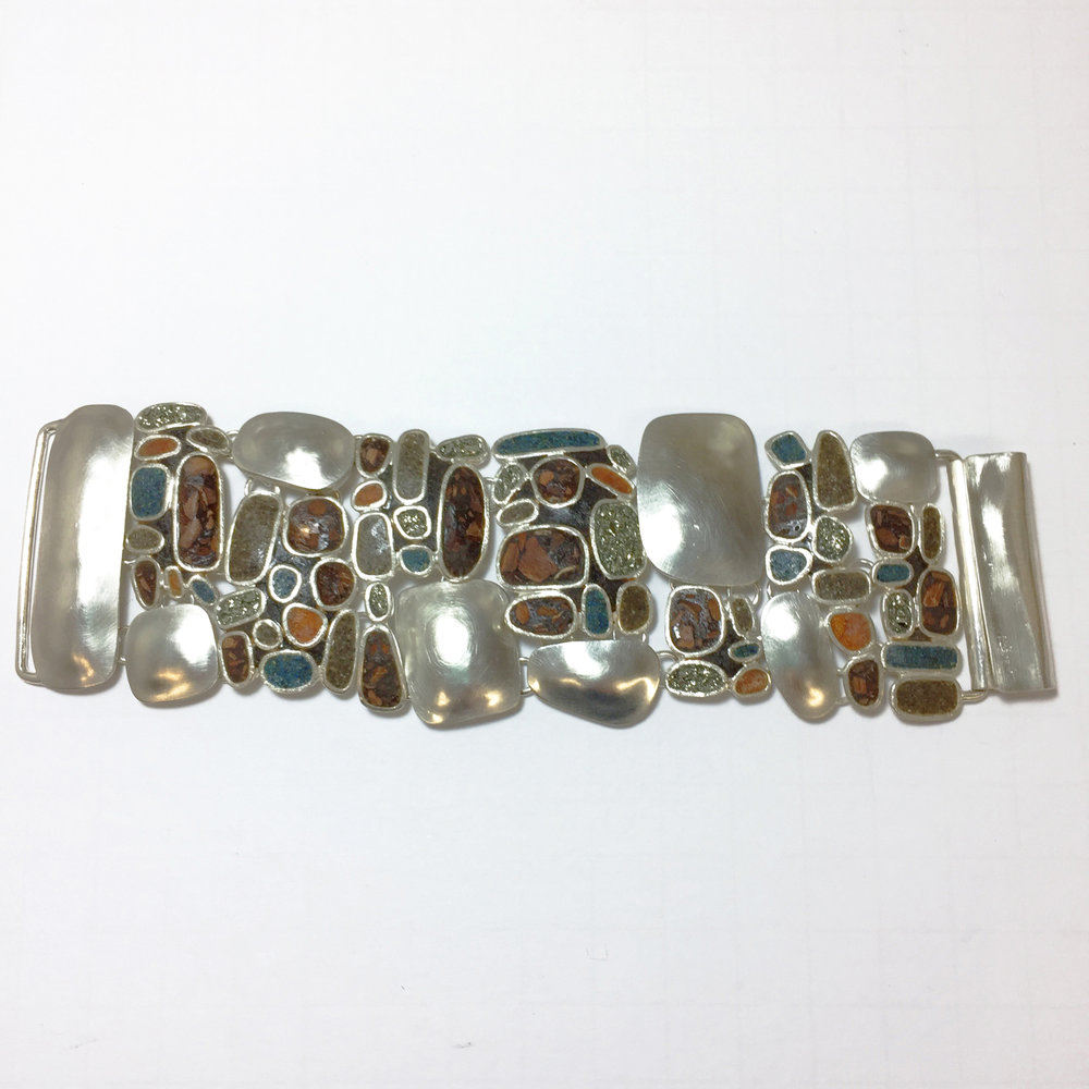 Large Rubble Bracelet
