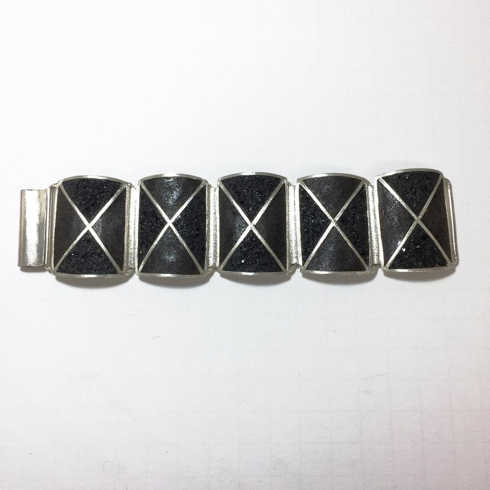 """X"" Bracelet"