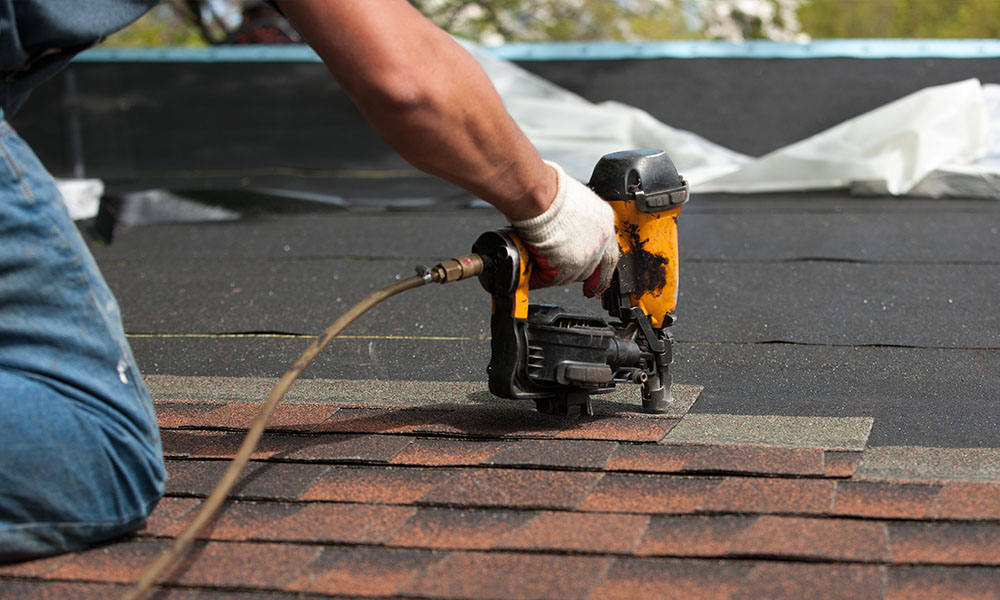 Roof Repairs - Missing Shingles • Vent Leaks • Skylight Leaks • Chimney Leaks • New ROOF INSTALLATION