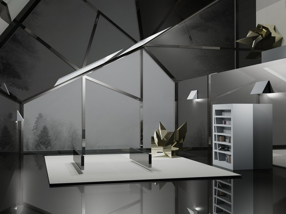 TECHNICAL ILLUSTRATION - 3D design