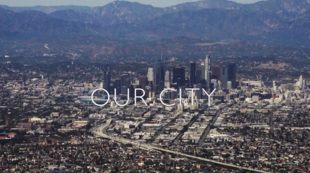 OUR CITY: a los angeles photography show, documentry, 2017