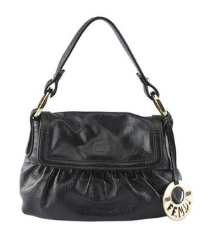 a04c63d4f675 fendi-8bk037-mini-chef-131499-black-leather-clutch-