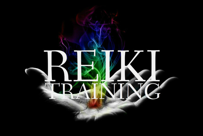 Reiki Training Hands
