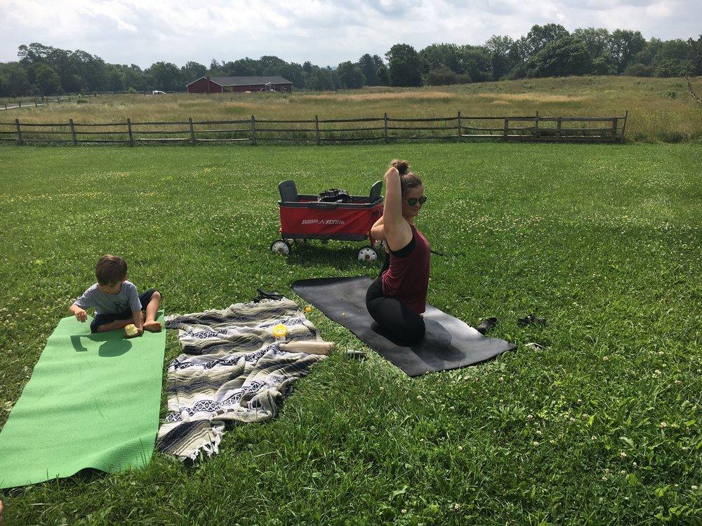park yoga - pigeon & wagon.JPG