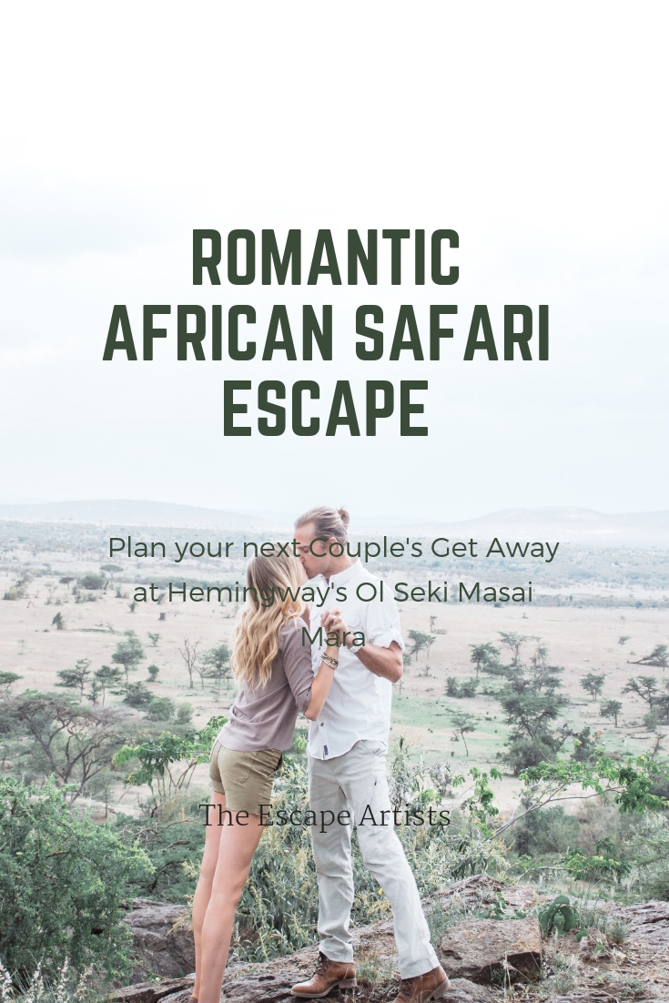 African Safari Hemingways