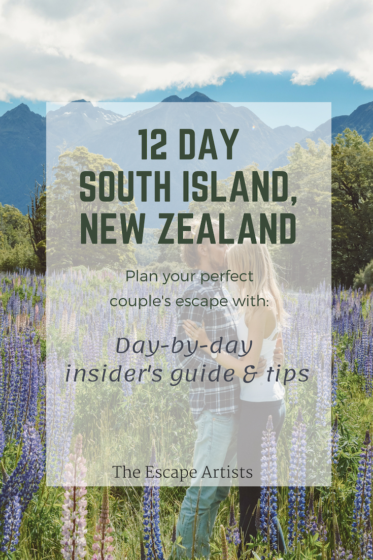 12 Day South Island New Zealand Escape - The Escape Artists