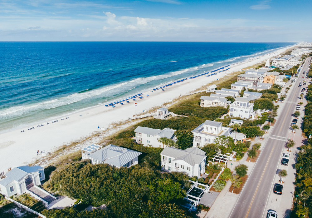Seaside Florida Beach Escape - The Escape Artists