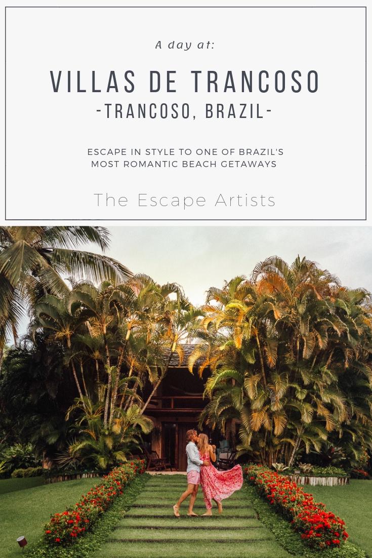 Trancoso Brazil Travel Guide - Villas De Trancoso