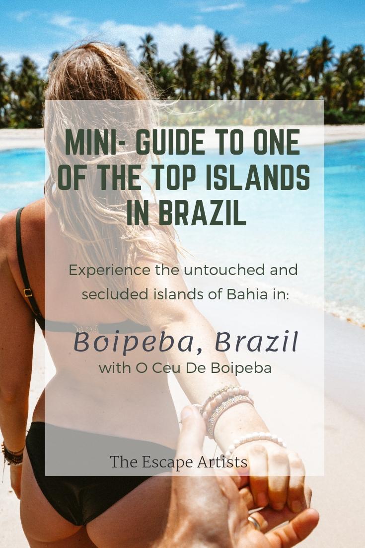 Mini-Guide to Boipeba Island in Bahia Brazil