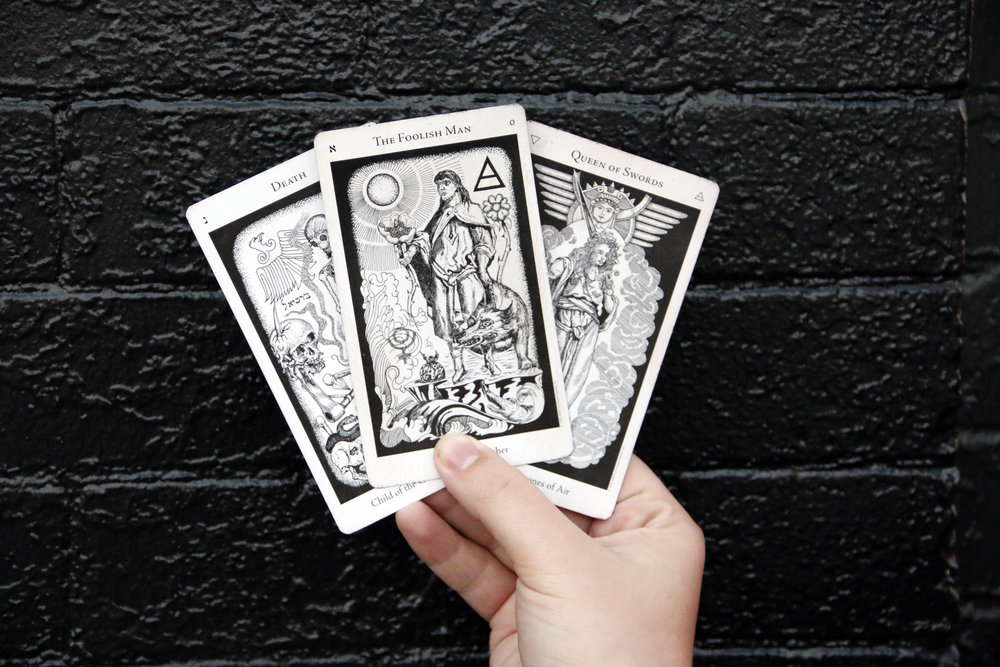 Deck: Hermetic Tarot
