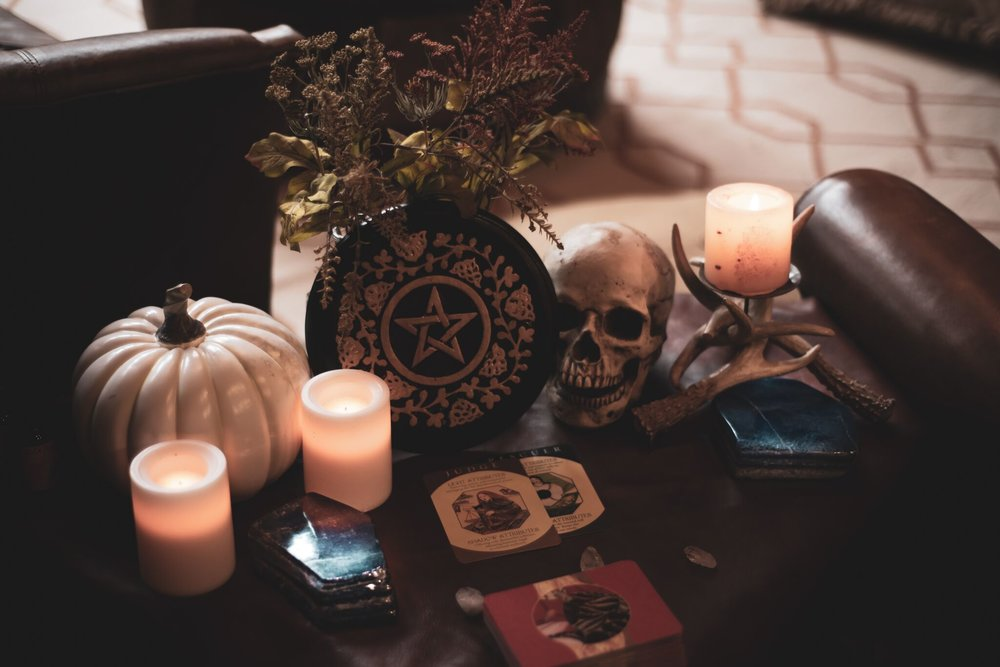 Gatherings - The Witches of East Point and ATL CRAFT , host sabbats and moon phases so our magical community can come together and be free to be our witchy selves. Check out what gatherings we are having this month.