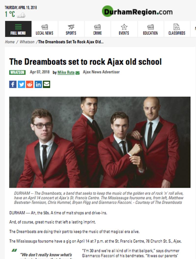 Durham Region News (Print & Online)