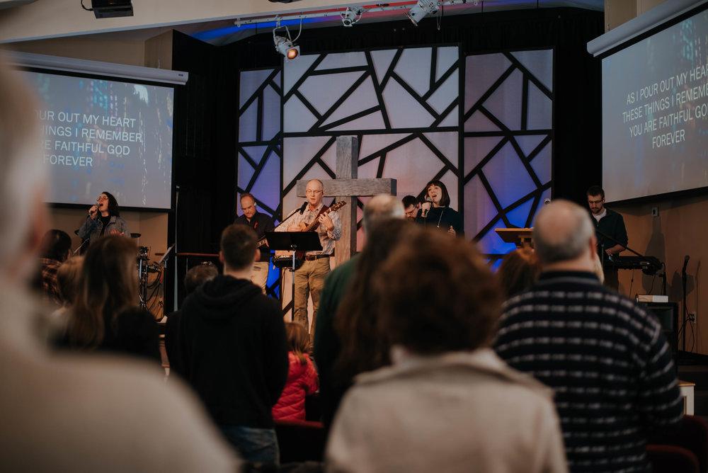 Worship TEAM -